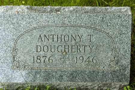 DOUGHERTY, ANTHONY T. - Crawford County, Ohio | ANTHONY T. DOUGHERTY - Ohio Gravestone Photos