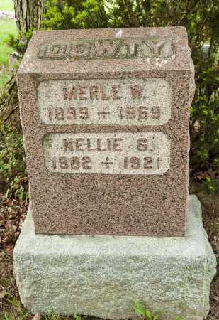 DOWTY, MERLE W. - Crawford County, Ohio | MERLE W. DOWTY - Ohio Gravestone Photos