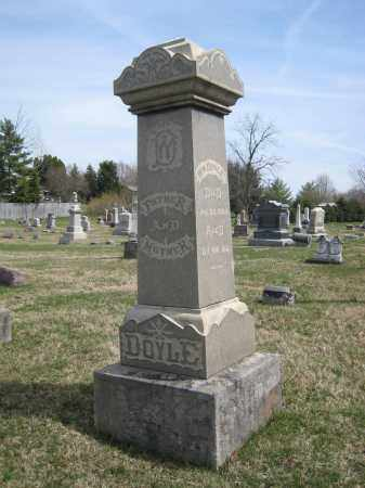 DOYLE MONUMENT, WM - Crawford County, Ohio | WM DOYLE MONUMENT - Ohio Gravestone Photos