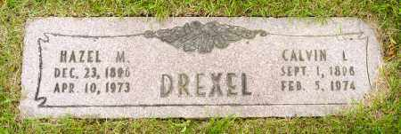 DREXEL, CALVIN L. - Crawford County, Ohio | CALVIN L. DREXEL - Ohio Gravestone Photos