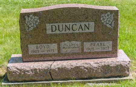 DUNCAN, PEARL - Crawford County, Ohio | PEARL DUNCAN - Ohio Gravestone Photos