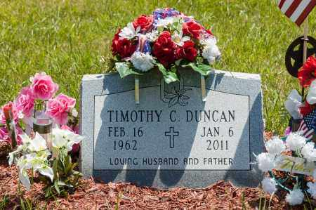 DUNCAN, TIMOTHY C. - Crawford County, Ohio | TIMOTHY C. DUNCAN - Ohio Gravestone Photos