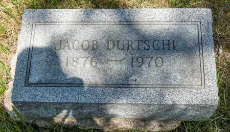 DURTSCHI, JACOB - Crawford County, Ohio | JACOB DURTSCHI - Ohio Gravestone Photos