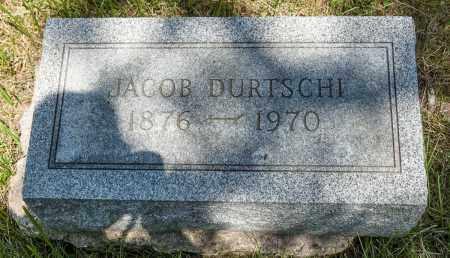 DURTSCHI, JACOB - Crawford County, Ohio | JACOB DURTSCHI - Ohio Gravestone Photos