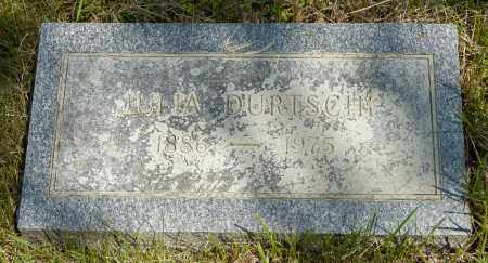 DURTSCHI, JULIA - Crawford County, Ohio | JULIA DURTSCHI - Ohio Gravestone Photos