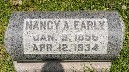 EARLY, NANCY ANN - Crawford County, Ohio | NANCY ANN EARLY - Ohio Gravestone Photos