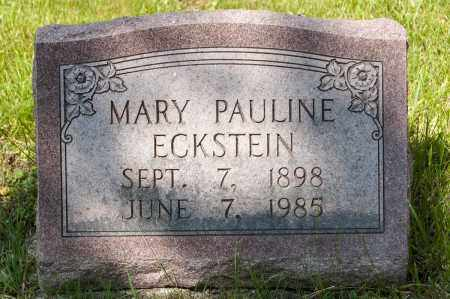 ECKSTEIN, MARY PAULINE - Crawford County, Ohio | MARY PAULINE ECKSTEIN - Ohio Gravestone Photos