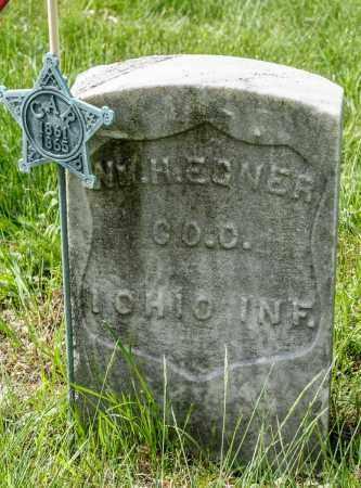 EGNER, WILLIAM H. - Crawford County, Ohio | WILLIAM H. EGNER - Ohio Gravestone Photos