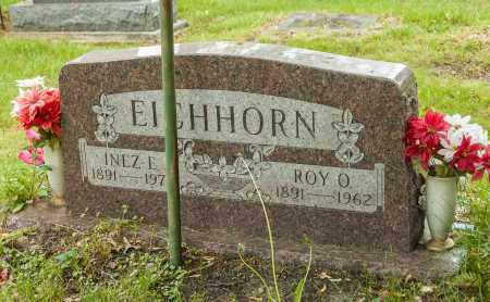 WATERBECK EICHHORN, INEZ E. - Crawford County, Ohio | INEZ E. WATERBECK EICHHORN - Ohio Gravestone Photos