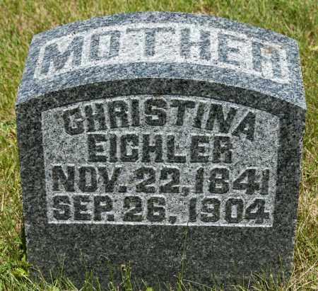 EICHLER, CHRISTINA - Crawford County, Ohio | CHRISTINA EICHLER - Ohio Gravestone Photos