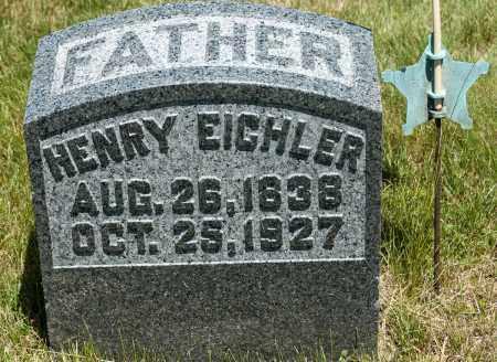 EICHLER, HENRY - Crawford County, Ohio | HENRY EICHLER - Ohio Gravestone Photos