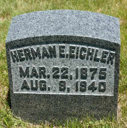 EICHLER, HERMAN E. - Crawford County, Ohio | HERMAN E. EICHLER - Ohio Gravestone Photos