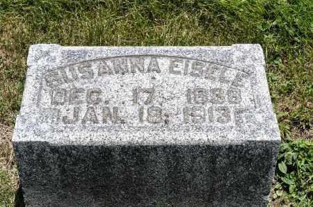 EISELE, SUSANNA - Crawford County, Ohio | SUSANNA EISELE - Ohio Gravestone Photos