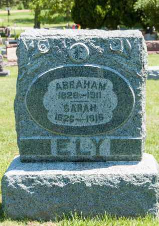 WILLIAMS ELY, SARAH - Crawford County, Ohio | SARAH WILLIAMS ELY - Ohio Gravestone Photos