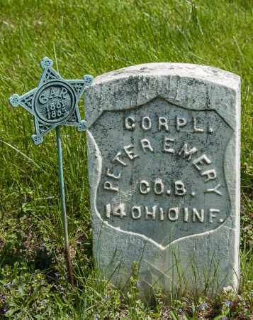 EMERY, PETER L. - Crawford County, Ohio | PETER L. EMERY - Ohio Gravestone Photos