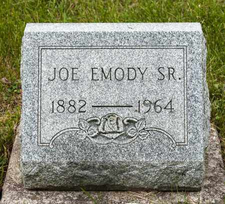 EMODY, JOE - Crawford County, Ohio | JOE EMODY - Ohio Gravestone Photos
