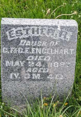ENGELHART, ESTHER R. - Crawford County, Ohio | ESTHER R. ENGELHART - Ohio Gravestone Photos