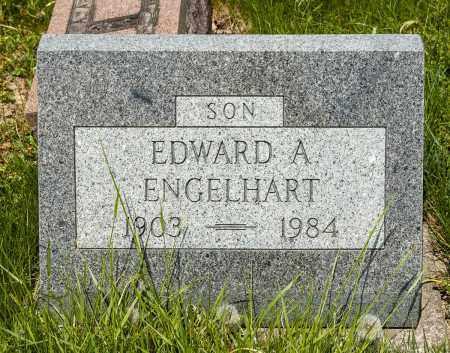 ENGELHART, EDWARD ARTHUR - Crawford County, Ohio | EDWARD ARTHUR ENGELHART - Ohio Gravestone Photos