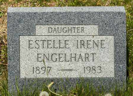 ENGELHART, ESTELLE IRENE - Crawford County, Ohio | ESTELLE IRENE ENGELHART - Ohio Gravestone Photos