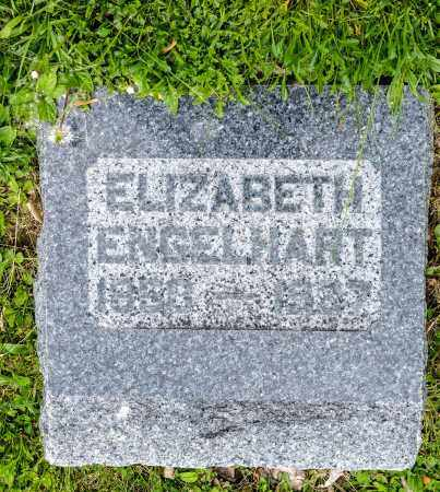 JACOBS ENGELHART, ELIZABETH - Crawford County, Ohio | ELIZABETH JACOBS ENGELHART - Ohio Gravestone Photos