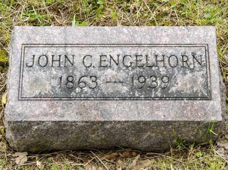 ENGELHORN, JOHN C. - Crawford County, Ohio | JOHN C. ENGELHORN - Ohio Gravestone Photos