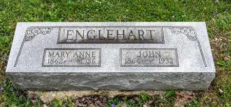 ENGLEHART, JOHN - Crawford County, Ohio | JOHN ENGLEHART - Ohio Gravestone Photos