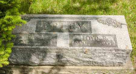 NEWLAND EPLEY, ADA - Crawford County, Ohio | ADA NEWLAND EPLEY - Ohio Gravestone Photos