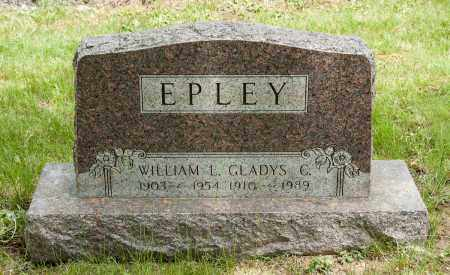 EPLEY, WILLIAM L. - Crawford County, Ohio | WILLIAM L. EPLEY - Ohio Gravestone Photos
