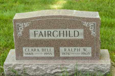 MCKINLEY FAIRCHILD, CLARA BELL - Crawford County, Ohio | CLARA BELL MCKINLEY FAIRCHILD - Ohio Gravestone Photos
