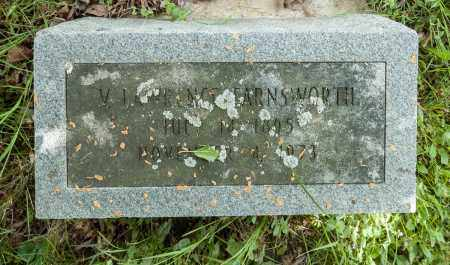 FARNSWORTH, VIVIAN LAWRENCE - Crawford County, Ohio | VIVIAN LAWRENCE FARNSWORTH - Ohio Gravestone Photos