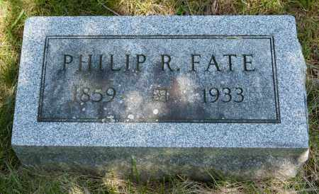 FATE, PHILIP R. - Crawford County, Ohio | PHILIP R. FATE - Ohio Gravestone Photos