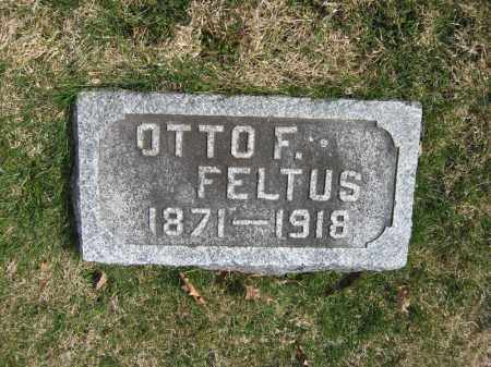 FELTUS, OTTO F. - Crawford County, Ohio | OTTO F. FELTUS - Ohio Gravestone Photos