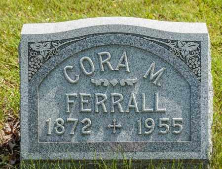 FERRALL, CORA M. - Crawford County, Ohio | CORA M. FERRALL - Ohio Gravestone Photos