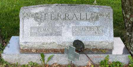 FERRALL, ELMA E. - Crawford County, Ohio | ELMA E. FERRALL - Ohio Gravestone Photos