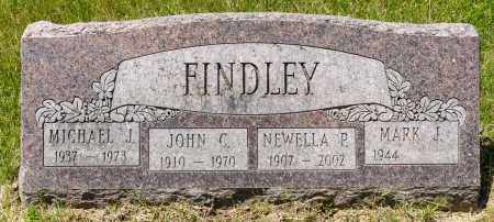 FINDLEY, MICHAEL J. - Crawford County, Ohio | MICHAEL J. FINDLEY - Ohio Gravestone Photos
