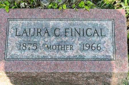 FINICAL, LAURA - Crawford County, Ohio | LAURA FINICAL - Ohio Gravestone Photos