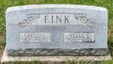 LEPPER FINK, NELLIE T. - Crawford County, Ohio | NELLIE T. LEPPER FINK - Ohio Gravestone Photos