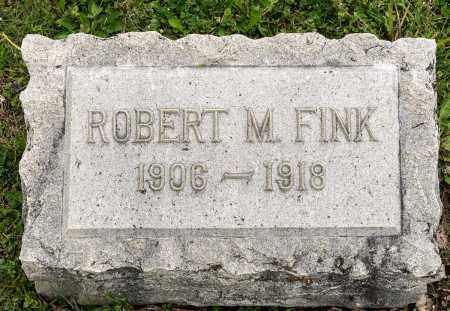 FINK, ROBERT M. - Crawford County, Ohio | ROBERT M. FINK - Ohio Gravestone Photos