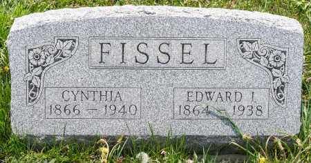 FISSEL, EDWARD I. - Crawford County, Ohio | EDWARD I. FISSEL - Ohio Gravestone Photos
