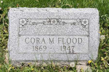FLOOD, CORA MARGARET - Crawford County, Ohio | CORA MARGARET FLOOD - Ohio Gravestone Photos