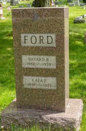 FORD, LAFA - Crawford County, Ohio | LAFA FORD - Ohio Gravestone Photos