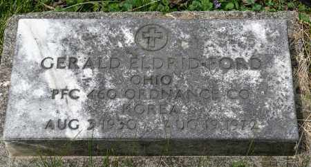 FORD, GERALD ELDRIDGE - Crawford County, Ohio | GERALD ELDRIDGE FORD - Ohio Gravestone Photos