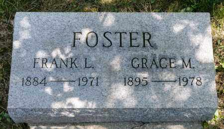 CASEY FOSTER, GRACE MAE - Crawford County, Ohio | GRACE MAE CASEY FOSTER - Ohio Gravestone Photos