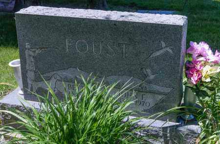 FOUST, JOHN F. - Crawford County, Ohio | JOHN F. FOUST - Ohio Gravestone Photos