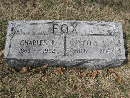 FOX, CHARLES R. - Crawford County, Ohio | CHARLES R. FOX - Ohio Gravestone Photos
