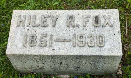FOX, HILEY REBECCA - Crawford County, Ohio | HILEY REBECCA FOX - Ohio Gravestone Photos