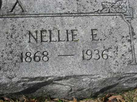 FOX, NELLIE E. - Crawford County, Ohio | NELLIE E. FOX - Ohio Gravestone Photos