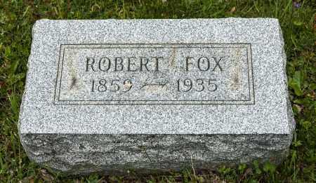 FOX, ROBERT - Crawford County, Ohio | ROBERT FOX - Ohio Gravestone Photos
