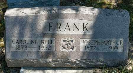 FRANK, CAROLINE BELL - Crawford County, Ohio | CAROLINE BELL FRANK - Ohio Gravestone Photos
