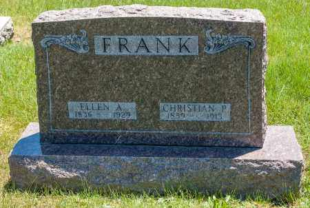 FRANK, CHRISTIAN PHILIP - Crawford County, Ohio | CHRISTIAN PHILIP FRANK - Ohio Gravestone Photos